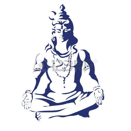 436 Lord Shiva Stock Vector Illustration And Royalty Free Lord.