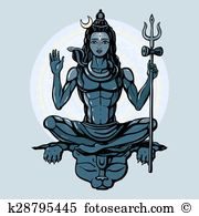 Lord shiva Clipart EPS Images. 156 lord shiva clip art vector.