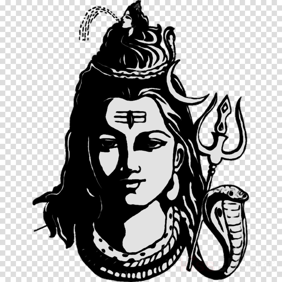 Shiva Cartoon clipart.