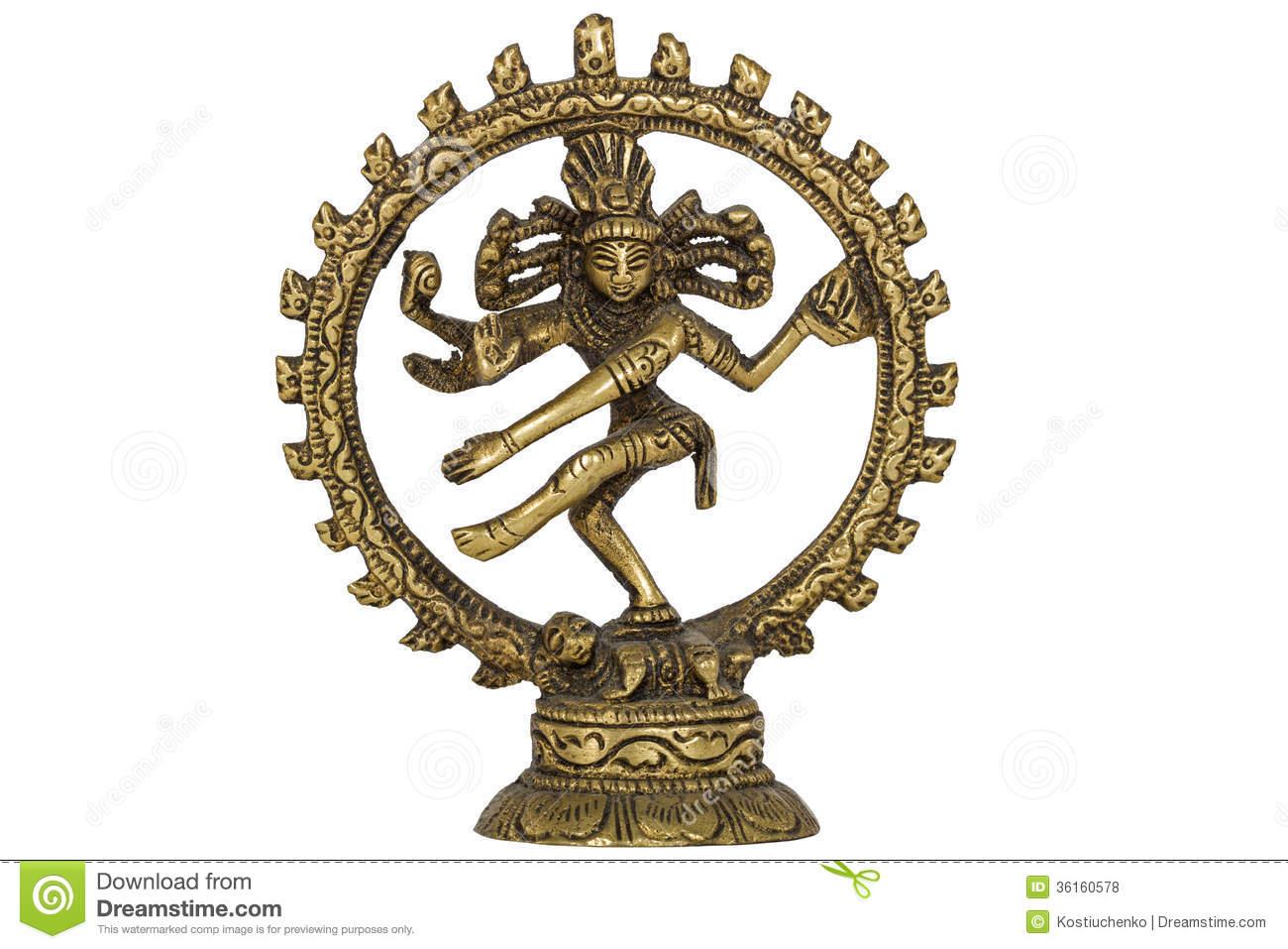 Statue Of Shiva Nataraja.