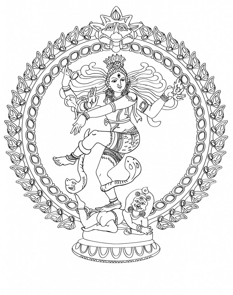 Shiva Wataraja Clipart Clipground