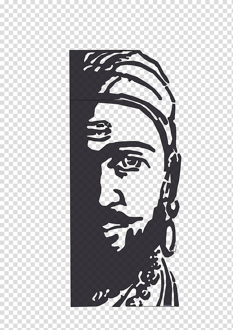 Chhatrapati Shivaji Maharaj transparent background PNG.