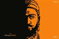 Chatrapati Shivaji Maharaj Face Closeup HD Wallpaper,Shivaji.