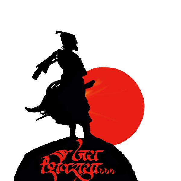 shivaji maharaj logo 2 by David.