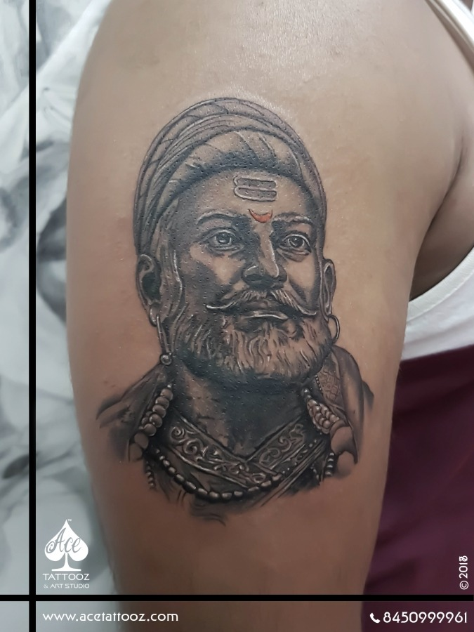 Lion Tattoo Clipart Shivaji Maharaj.