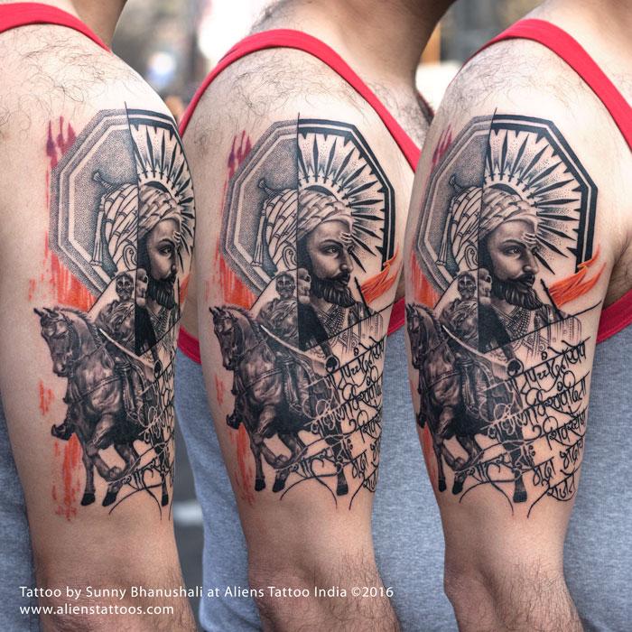 Shivaji Maharaj Tattoo Price (#2069581).