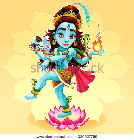Shiva Stock Photos, Royalty.