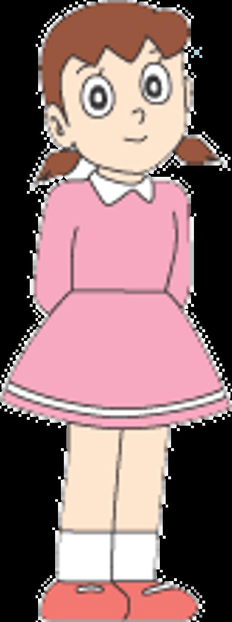 shizuka clipart