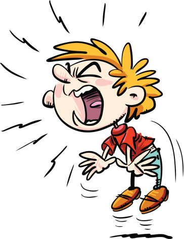 Shouting Clipart Images.