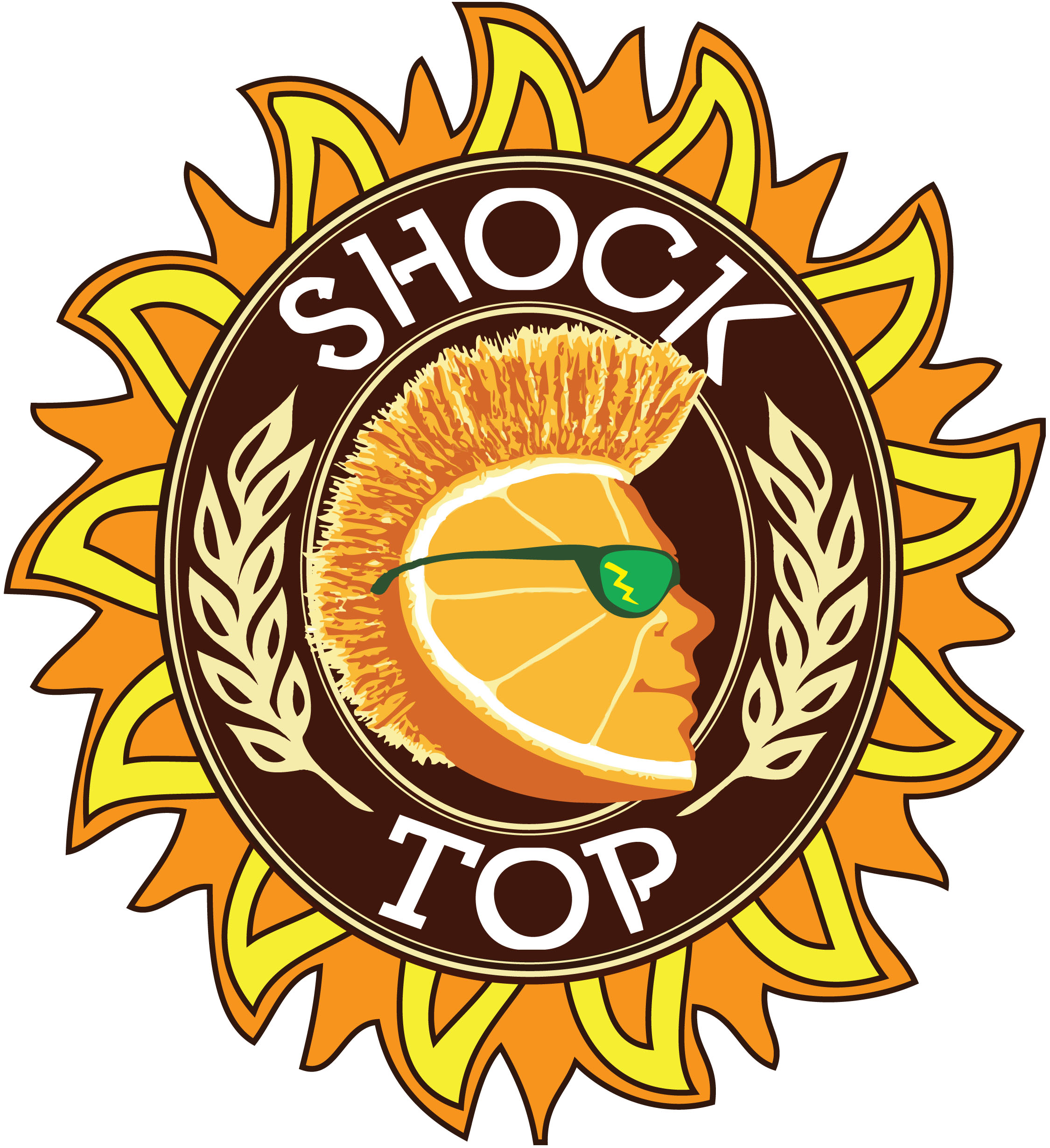 SHOCK TOP LOGO PROJECT: My Designs.