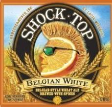 Shock Top Belgian White • RateBeer.