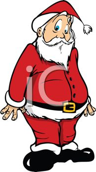 Showing post & media for Confused santa cartoon.