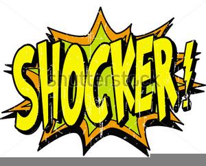 Shocker Clipart.