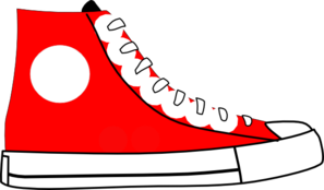 Shoe free to use clip art 2.