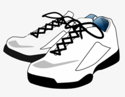 Free Track Shoe Clip Art with No Background.
