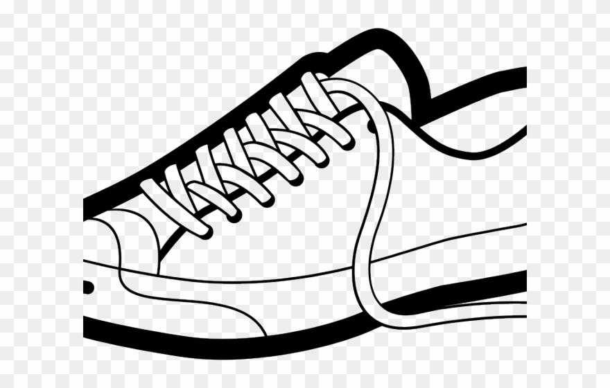 Gym Shoes Clipart Svg.