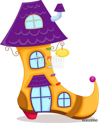 shoe house\