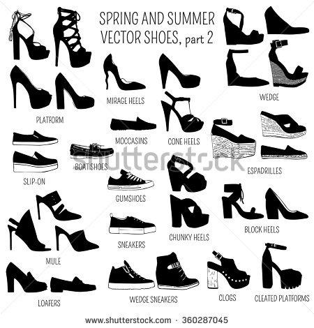 Boat Shoes Stock Vectors, Images & Vector Art.