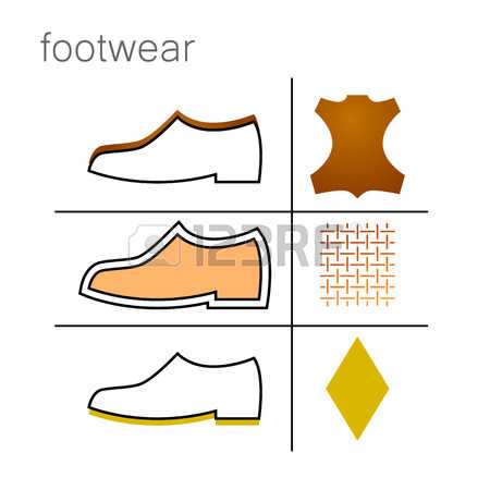 1,812 Footwear Industry Cliparts, Stock Vector And Royalty Free.