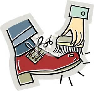Showing post & media for Cartoon shoe polish.
