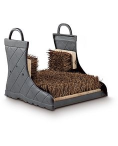 Hedgehog Boot Scraper.