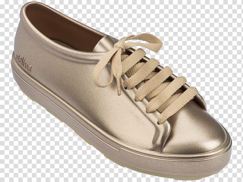 Mel Be Shine Shoe Womens Melissa Gold Slide Sandals Footwear.