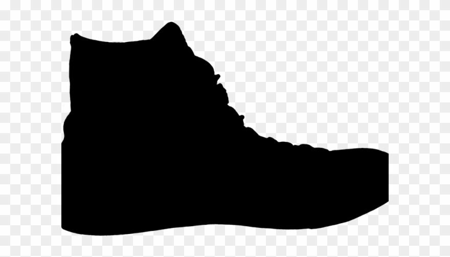 Shoe Clipart Silhouette.