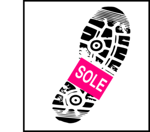 Sole Shoes Clip Art at Clker.com.