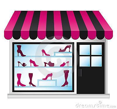 Shoe store clipart » Clipart Station.