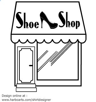 Shoe Store Clipart Clipart Kid.