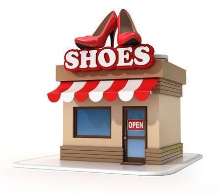 Shoe store clipart » Clipart Portal.