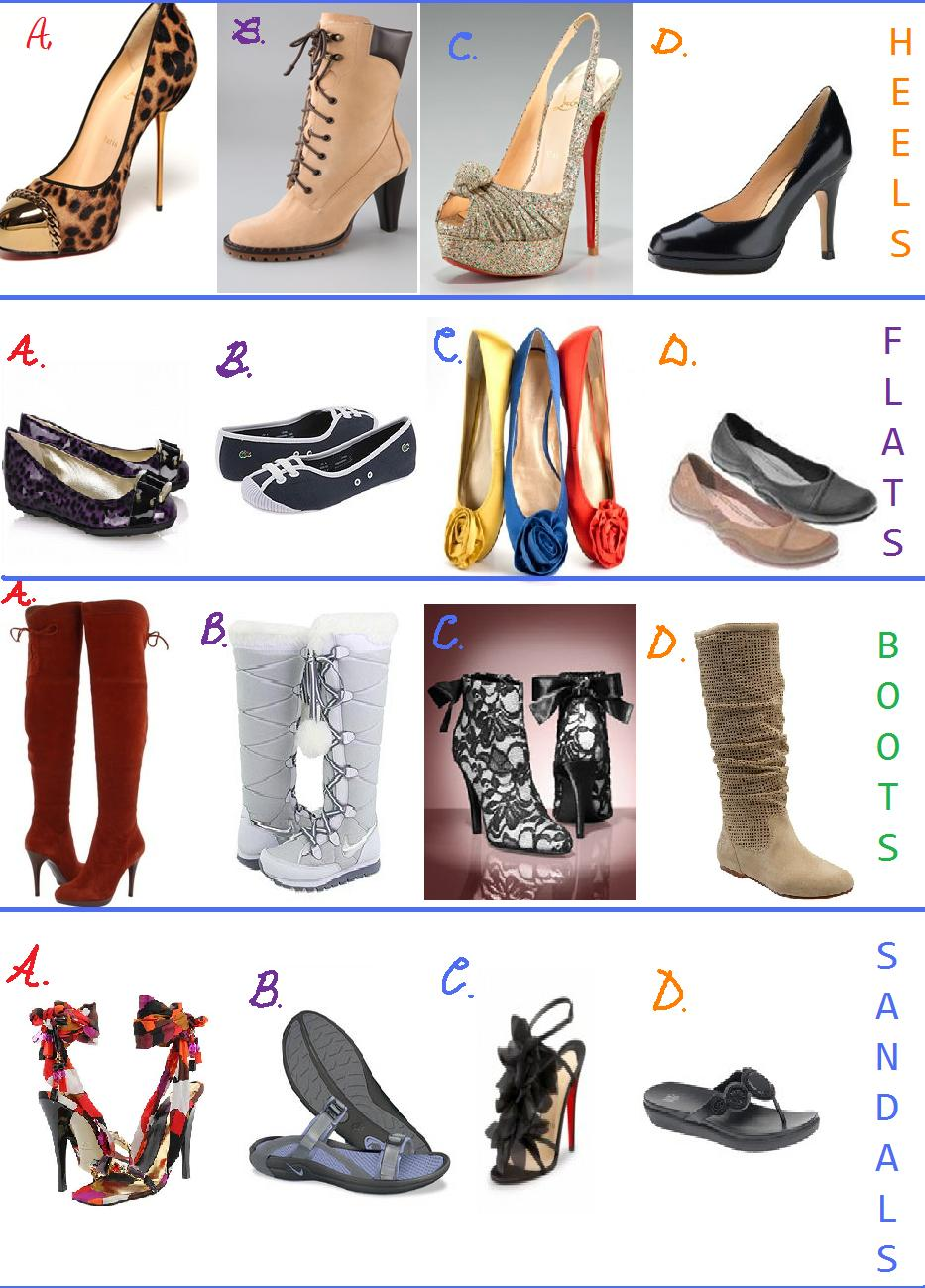 Sheila's Style and Fashion Tips: Take the Test to Discover your.