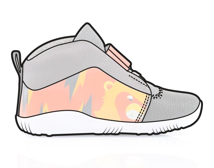 Blaze Walking Shoes for Toddlers & Preschoolers.