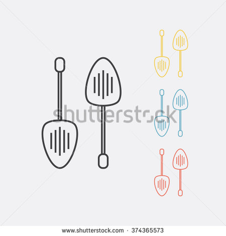Shoetree Stock Vectors & Vector Clip Art.
