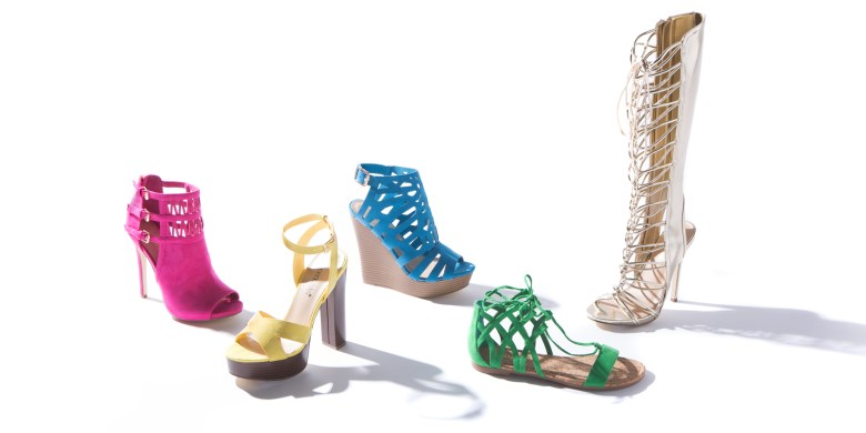 What Your Shoe Wardrobe Says About You.