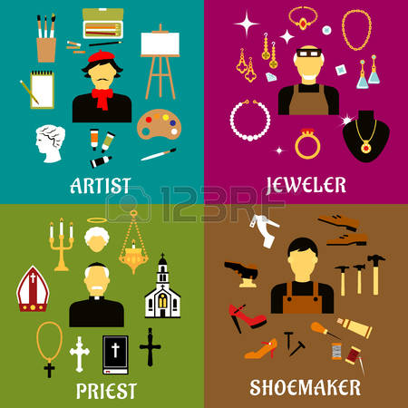 256 Shoemaker Cliparts, Stock Vector And Royalty Free Shoemaker.