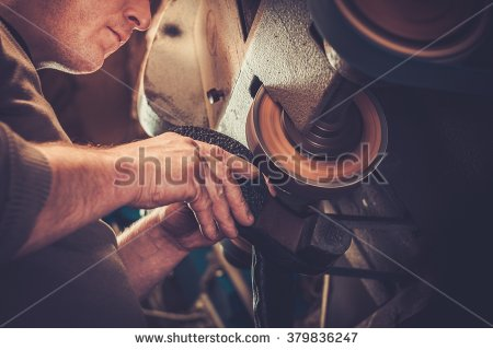 Shoemaker Stock Images, Royalty.