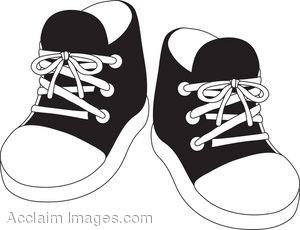 Clip Art Shoes & Clip Art Shoes Clip Art Images.