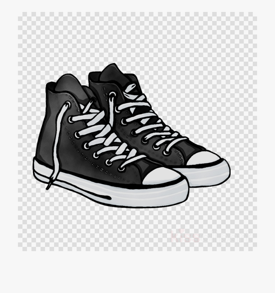 Awesome Download Shoes Clipart Shoe Sneakers Clip Art.