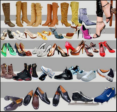Shoes Clipart download.