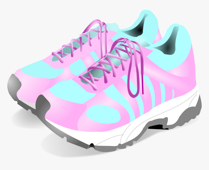 Free Tennis Shoe Clipart Png.