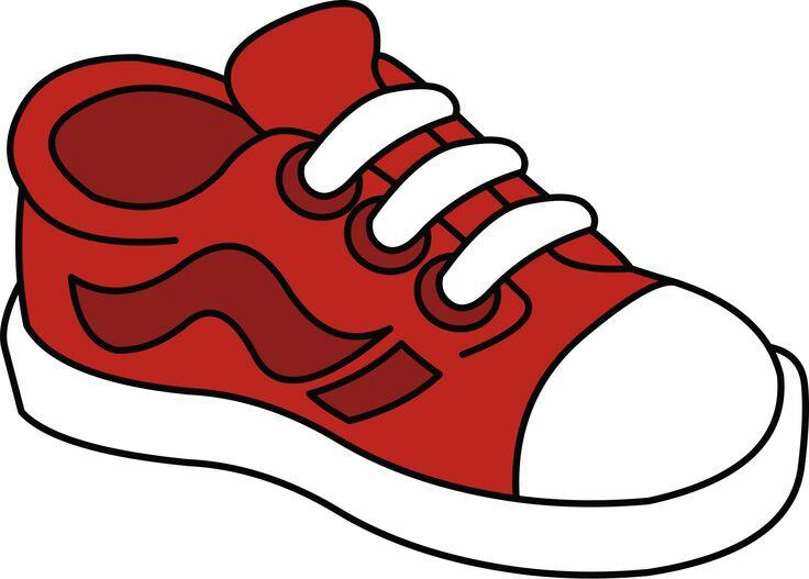 Shoes Clipart Kids.