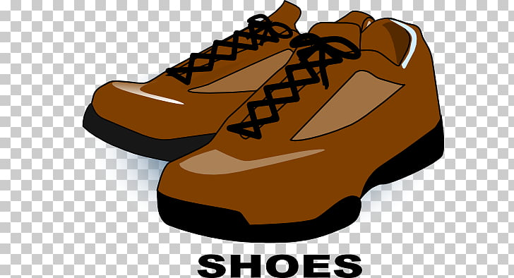 Shoe Sneakers Free content , brown s PNG clipart.