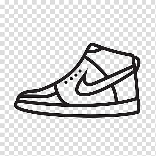 Nike Shoe Computer Icons Sneakers Swoosh, Free High Quality.