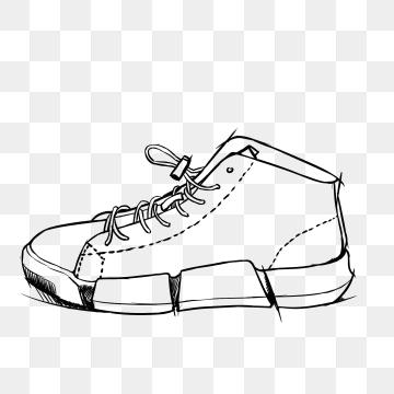Canvas Shoes PNG Images.