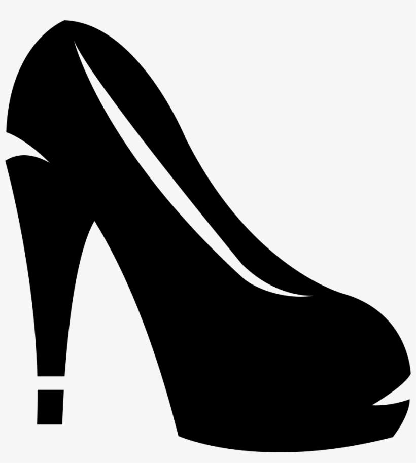 Feminine Heel Shoe Png Icon Free Download.