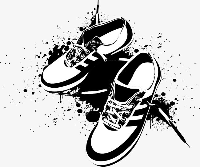 Vector Shoes, Shoes Vector, Shoe, Vector PNG and Vector with.