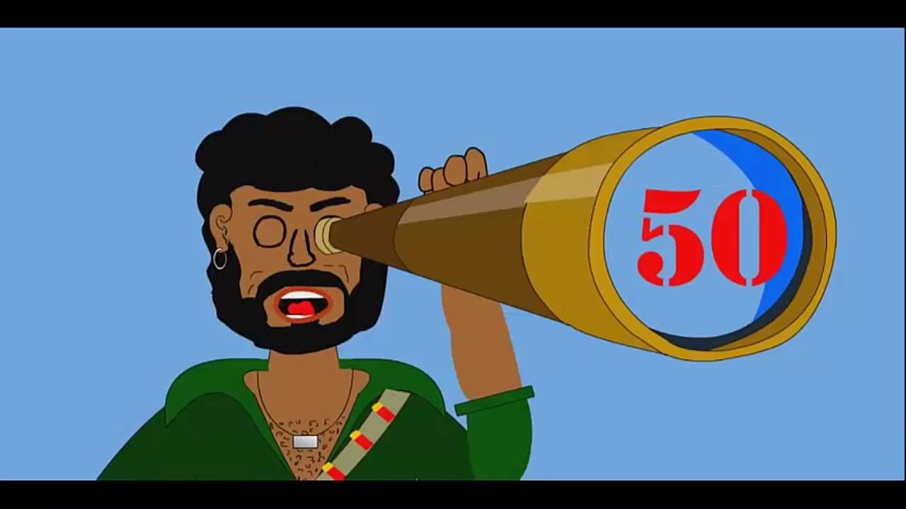 Sholay (A Short Cartoon Movie).
