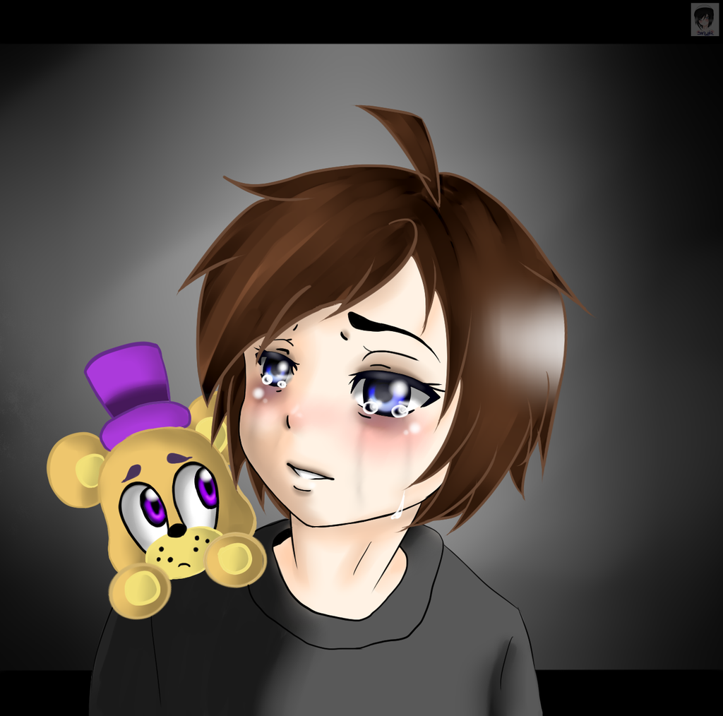 Fnaf Crying boy. by Shon.