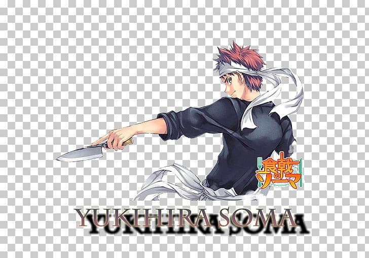 Sōma Yukihira Food Wars!: Shokugeki no Soma Anime Weekly.